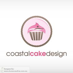 Cake Logos on Pinterest Cake Logo, Logos and Logo design