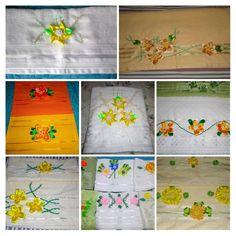 Apron, Fashion, Satin Flowers, Handmade Crafts, Moda, Fashion Styles, Fashion Illustrations, Aprons