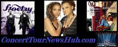 Floetry 2015 Reunion Tour Schedule
