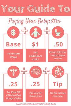 babysitting sign