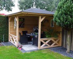 Backyard Seating, Backyard Privacy, Backyard Patio, Backyard Landscaping, Backyard Garden Landscape, House Landscape, Garden Spaces, Back Garden Design, Modern Garden Design