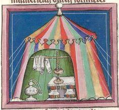 Rudolf / Jansen Enikel, Jans: Weltchronik in Versen - Mischhandschrift aus Christ-herre-Chronik um 1370 Cgm 5  Folio 100r