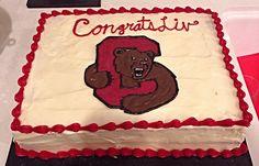 Cornell cake