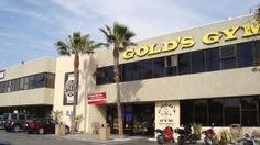 Gold's Gym, Venice, CA  The mecca of bodybuilding