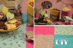 Como fazer toalha de mesa original - Bolsa de Mulher