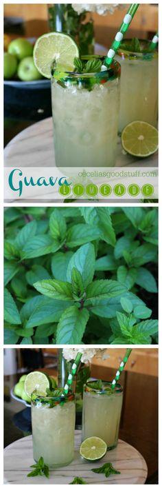 Guava Limeade Ceceli