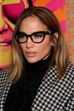77 Stars, die Brillen rocken: Jennifer Lopez                                                                                                                                                                                 Mehr