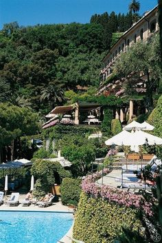Hotel Splendido in Portofino, Italy | Staff Picks: Favorite Hotels | Camille Styles