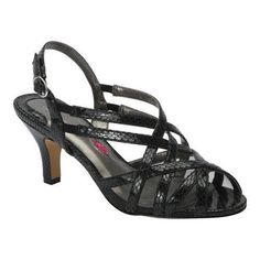 Women's Ros Hommerson Lacey Print Polyurethane (US Women's 6 SS (Extra Narrow))
