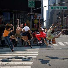 street/dance photography