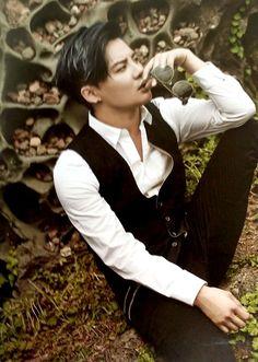 "[HQ SCANS] ""The JYJ"" Magazine Vol. 4 – KIM JUNSU | JYJ3"