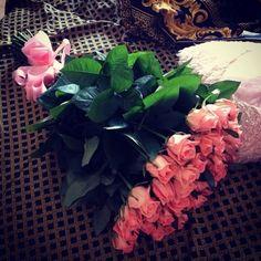 Imagen de rose, flowers, and pink