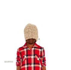 Yaa Chunky Beanie Hat in Oatmeal by Mawusi on Etsy, $37.50