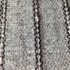 Simple Plain Weave with Stripes