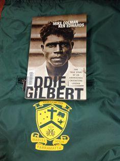 Mike Coleman.    Eddie Gilbert: the true story of an Aboriginal cricketing legend