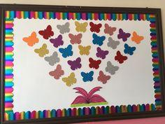 Board Ideas, Pre School, Bulletin Boards, Strength, Chart, Fiestas, Projects, Display Boards, Bulletin Board