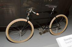 1924-1926 Mercedes path-racer