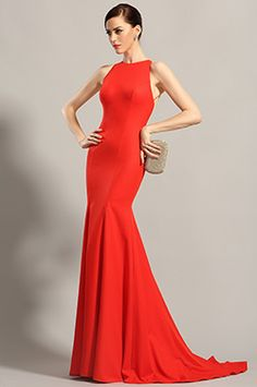 eDressit Sleeveless Red Formal Dress Evening Gown (00155202) - USD 149.99