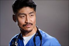 Brian Tee - Dr. Ethan Amari, Chicago Med