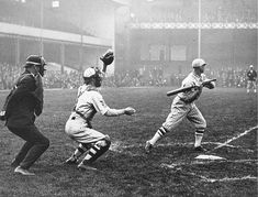 """Goodison Park, Liverpool, England, October 1924 - With Yankees and Red Sox fighting for bragging rights in England, 95 years ago watched the Chicago White Sox beat the New York Giants in an exhibition game at one of England's legendary football stadiums"" Detroit Tigers Baseball, Sports Baseball, Baseball Players, Football Music, National Baseball League, Polo Grounds, Goodison Park, Everton Fc, Baseball Photos"