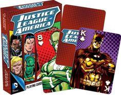 DC- JLA (Playing Cards)
