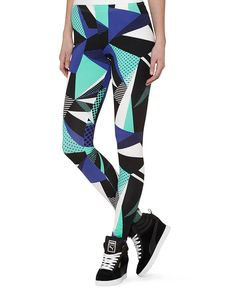 Puma Geo Print Leggings, $40 | 50 Pieces Of Cute And Affordable Workout Gear You'll Actually Want To Sweat In