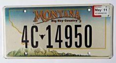 Canada Quebec Thin Blue Line Flag Metal License Plate Vanity Car Tags 6 X 12