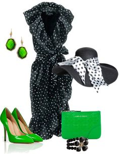 """""""In Her Easter Bonnet"""" by sherryvl on Polyvore"""