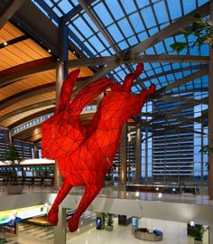 Lawrence Argent's red Rabbit: Kreysler and Associates