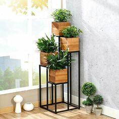 24 Ideas indoor container garden ideas house plants for 100 Beautiful DIY Pots And Container Gardening Ideas . House Plants Decor, Plant Decor, Garden Pots, Herb Garden, Potted Garden, Easy Garden, Water Garden, Vegetable Garden, Home And Garden