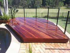 Pool Decking Design Ideas - Get Inspired by photos of Pool Decking Designs from Campbell Builders - Australia | hipages.com.au