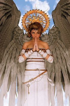 1000 images about angel shop on pinterest power of for Angel paintings for sale