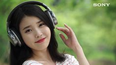 [CAPS] 아이유 for Sony MDR Ad Making - 아이유 사진 (38549709) - 팬팝