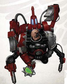 deathwatch techmarine