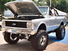 Chevy Blazer
