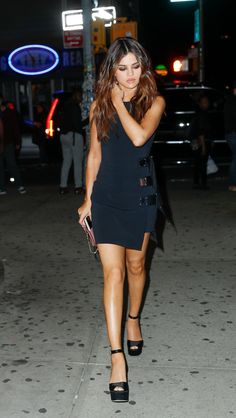 Selena Gomez News — June 3: [More] Selena seen out and about in New...