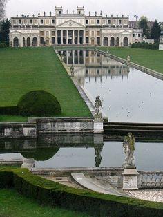 Villa Pisani, Stra, Veneto, Italy