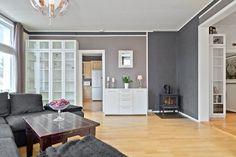 Hamar - Stor selveierleilighet i tomannsbolig nær sentrum - Krogsveen