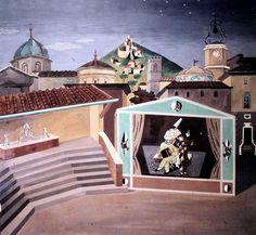 Gino Severini.  1883-1966.