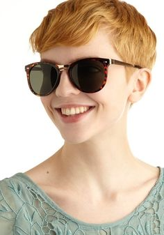 Putting Green Glam Sunglasses   Mod Retro Vintage Sunglasses   ModCloth.com  - StyleSays Indie b98a399463a9