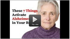 And in a unique FREE video documentary presentation showcasing Dr. Blaylock's findings, you'll see 7 things that could significantly elevate your risk of getting Alzheimer's disease or some other brain malady. Fortunately, these are lifestyle factors within your control — having to do with the way you eat and live. The good news is you can change them with just minimal effort on your part once you've identified them.