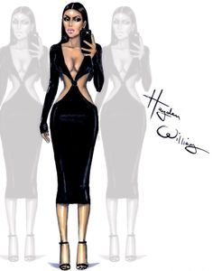 The Selfie Series by Hayden Williams: Kim Kardashian West| Be Inspirational ❥|Mz. Manerz: Being well dressed is a beautiful form of confidence, happiness & politeness
