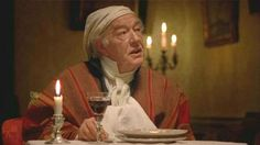 Food – To Die For: Food Preparation in the Georgian Era | Jane Austen's World : Michael Gambon as Mr. Woodhouse, Emma, 2009