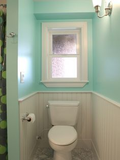 Denise Glenn Interior Design, color in girl's bath