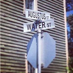 Augustus Waters é um endereço! e eu quero morar nele