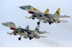 Trung Quốc dồn dập biên chế tiêm kích Su-35 của Nga
