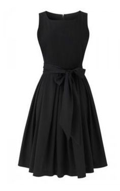Little Black Dress - Click image to find more Womens Fashion Pinterest pins find more women fashion on www.misspool.com