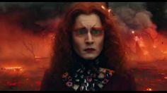 """Mira el primer tráiler de """"Alicia a través del Espejo"""" #cine #tráiler"""