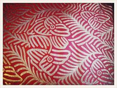 Hélène Sofer - could be nice mola pattern