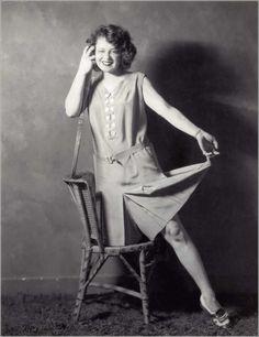"Clara Bow  - the ""It"" girl"